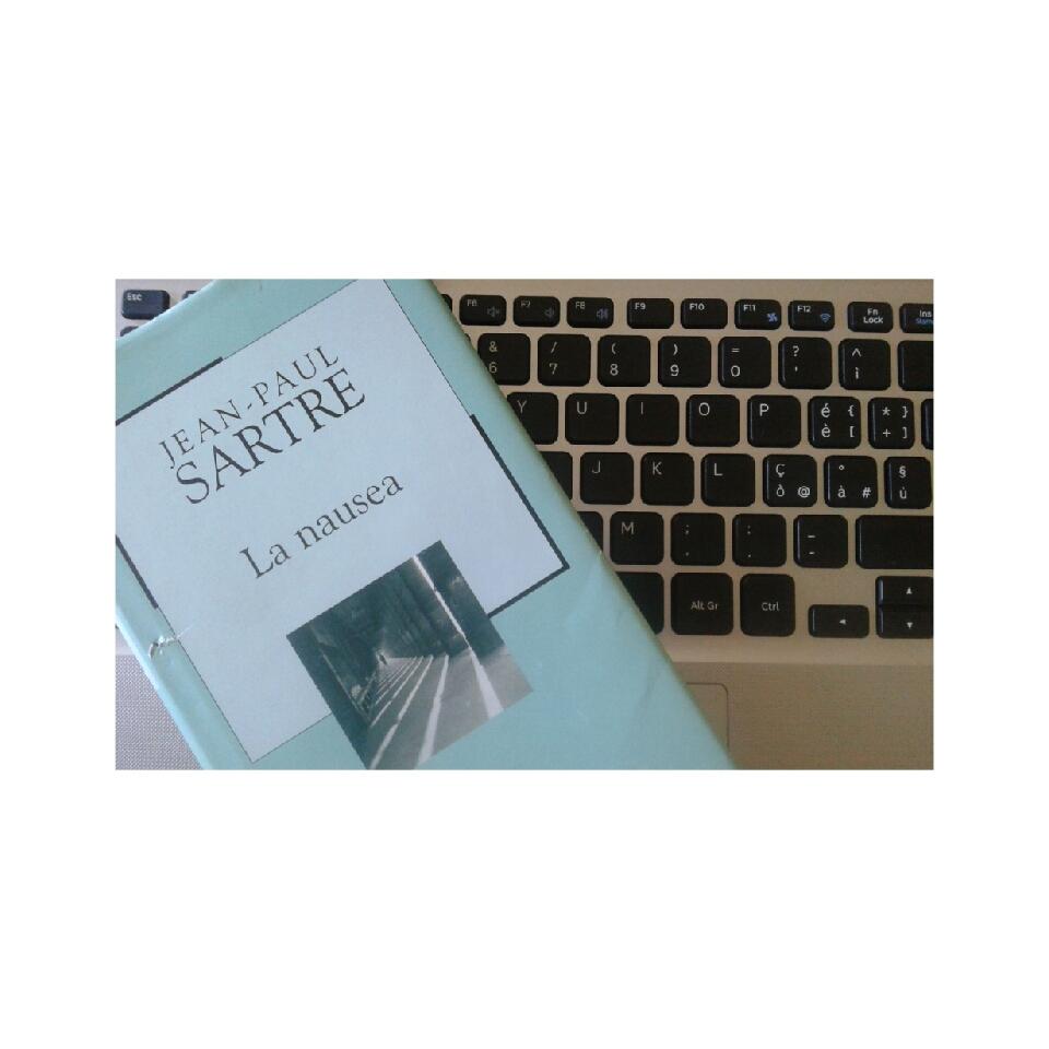 Ti consiglio un libro: La Nausea.