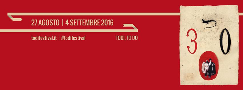 """Si alza il sipario sulla trentesima edizione di """"Todi Festival"""""""