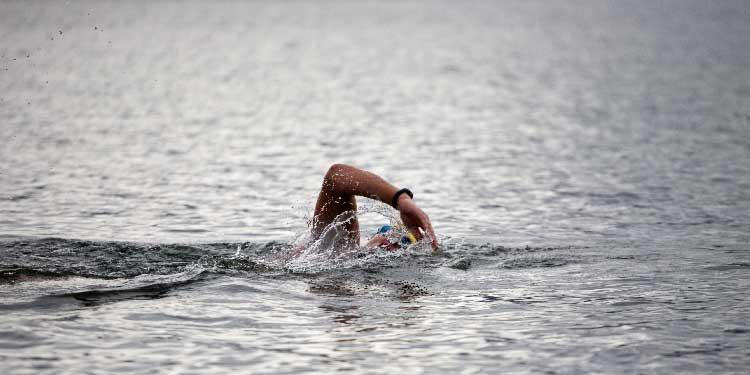 Imparo a nuotare