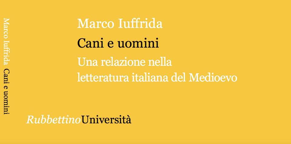 """""""Cani e uomini"""" di Marco Iuffrida domani alla Sagiolibri di Lamezia Terme"""