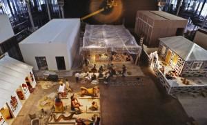 Fig. 1 mostra Magiciens de la terre (1989)