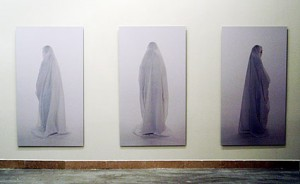 Fig.4 Zineb Sedira, Self-Portraits or the Virgin Mary series, 2000