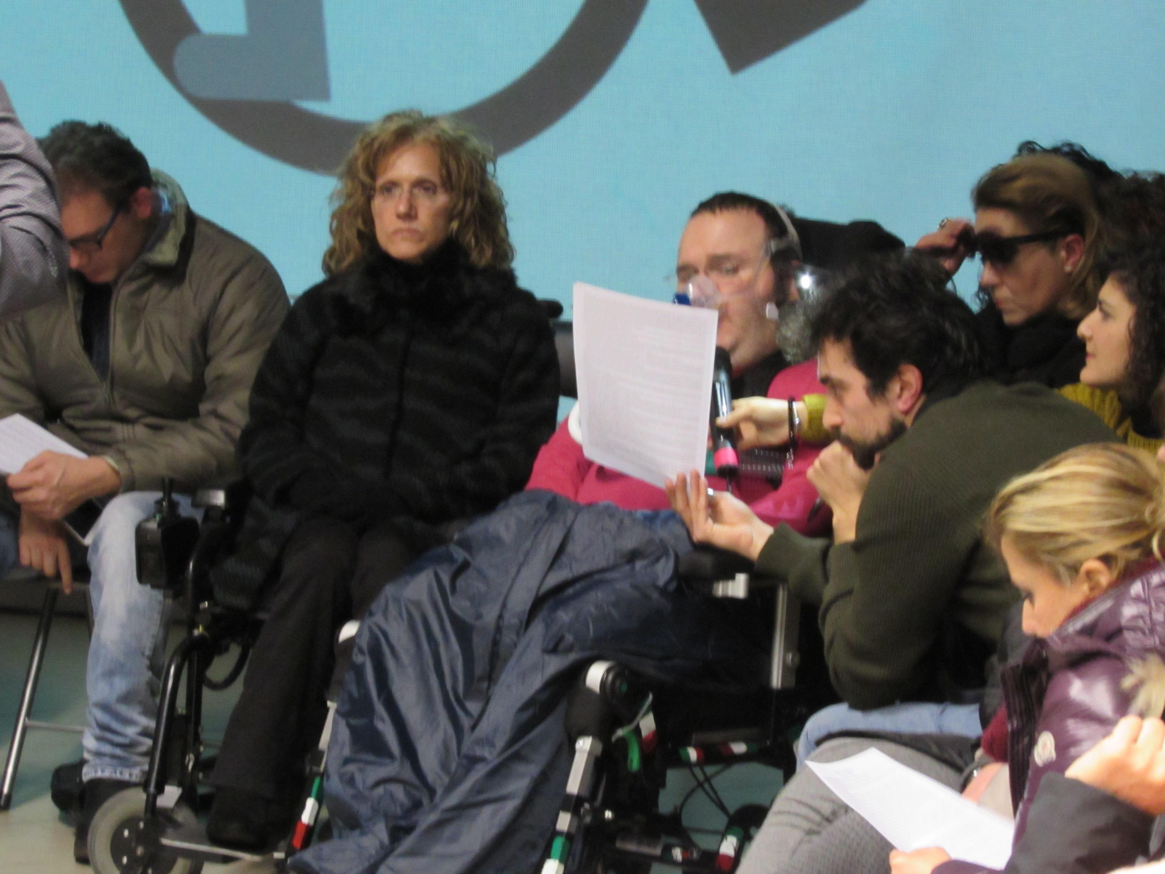 """Manifestiamoci – Sessualità & Disabilità, Saffioti: """"Il dibattito è aperto, a breve seminari di formazione e convegno"""""""