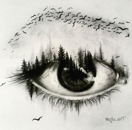 occhio majla_art