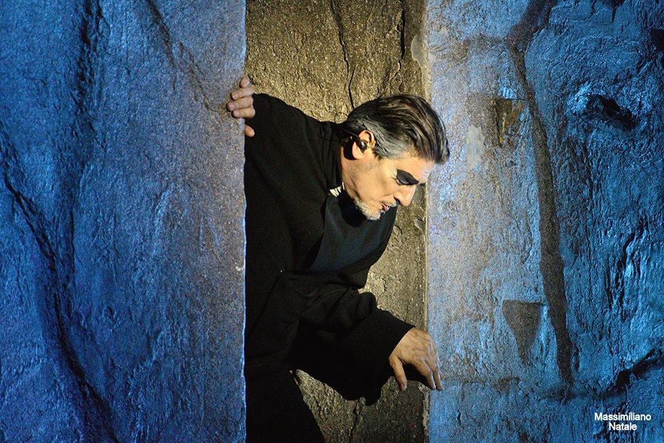Stage di canto e recitazione di Vittorio Matteucci a Lamezia Terme il 16 e il 17 di Settembre