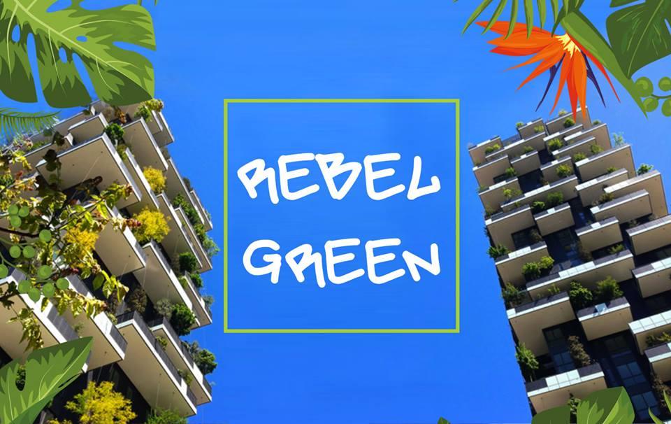 """Squad Rebel: """"Partito crowdfunding per Rebel Green, l'obiettivo è inserire 10.000 piante in città"""""""