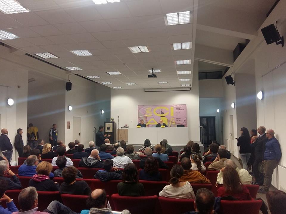 """Sciabaca17: racconto della seconda giornata, Farinelli """"La globalizzazione somiglia al funzionamento del Mediterraneo"""""""