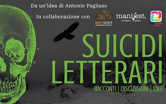 COMUNICATO Presentazione suicidi letterari