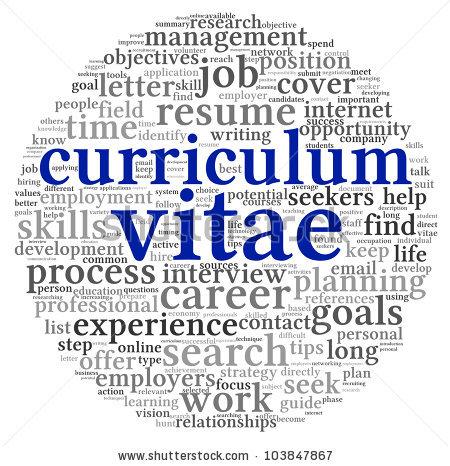 Il curriculum, ovvero nuove forme di selezione, nei rapporti interpersonali