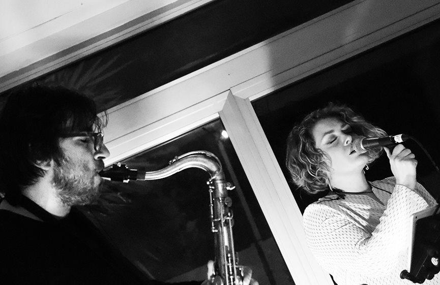 "Sabato 12 maggio ""Alberto La Neve & Fabiana Dota"" live @Tip Teatro"