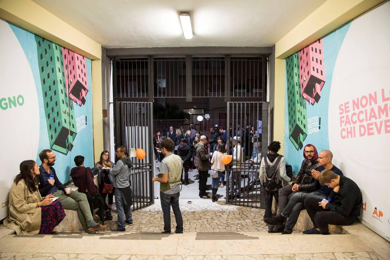 Roma: Partito il crowdfunding per SOS ÀP Biblioteca, spazio chiuso e abbandonato da 10 anni