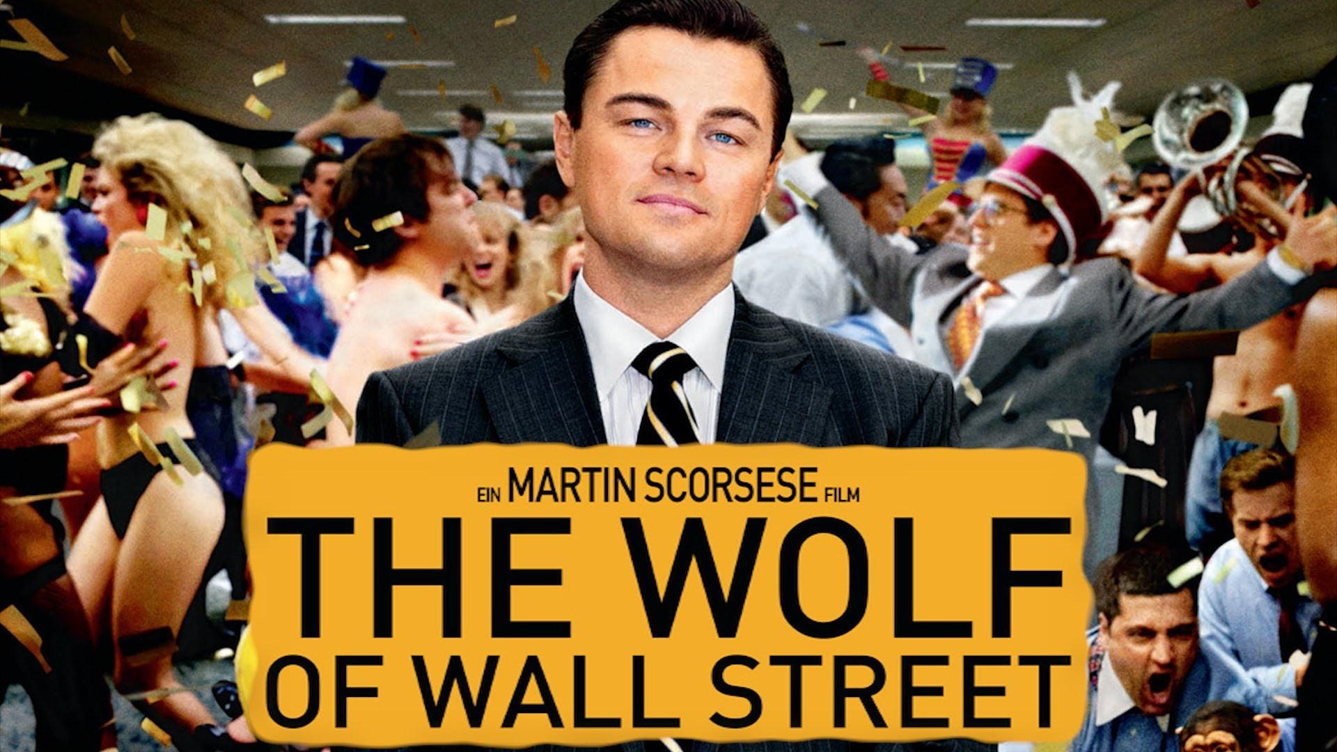 """The Wolf of Wall Street"", una commedia americana"