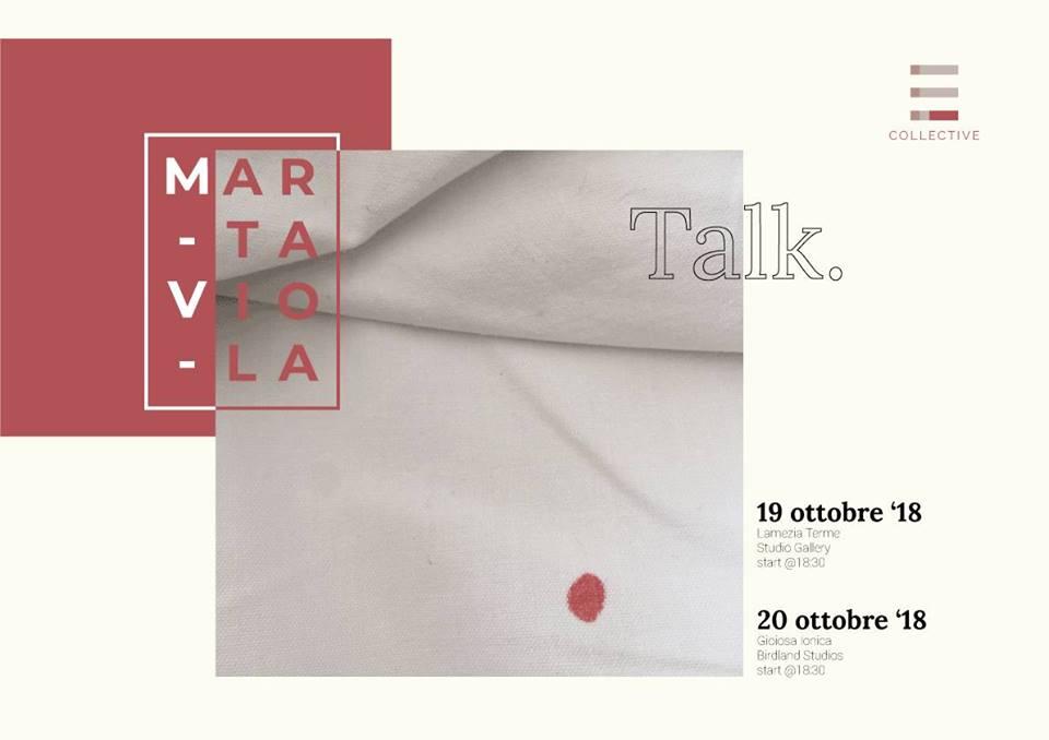 """""""Sangue bianco"""" il nuovo lavoro fotografico della marchigiana Marta Viola, 19 e 20 a Lamezia e Gioiosa Jonica"""