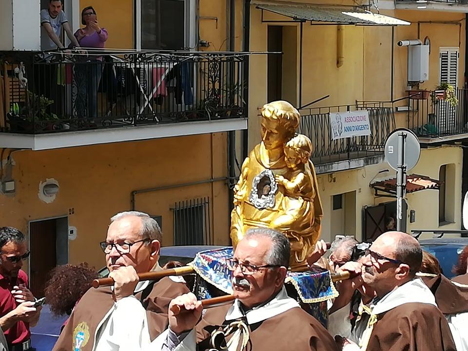 """Inizia oggi la """"Tredicina"""" di S. Antonio, fanno tappa anche le reliquie di S. Antonio e S. Francesco"""