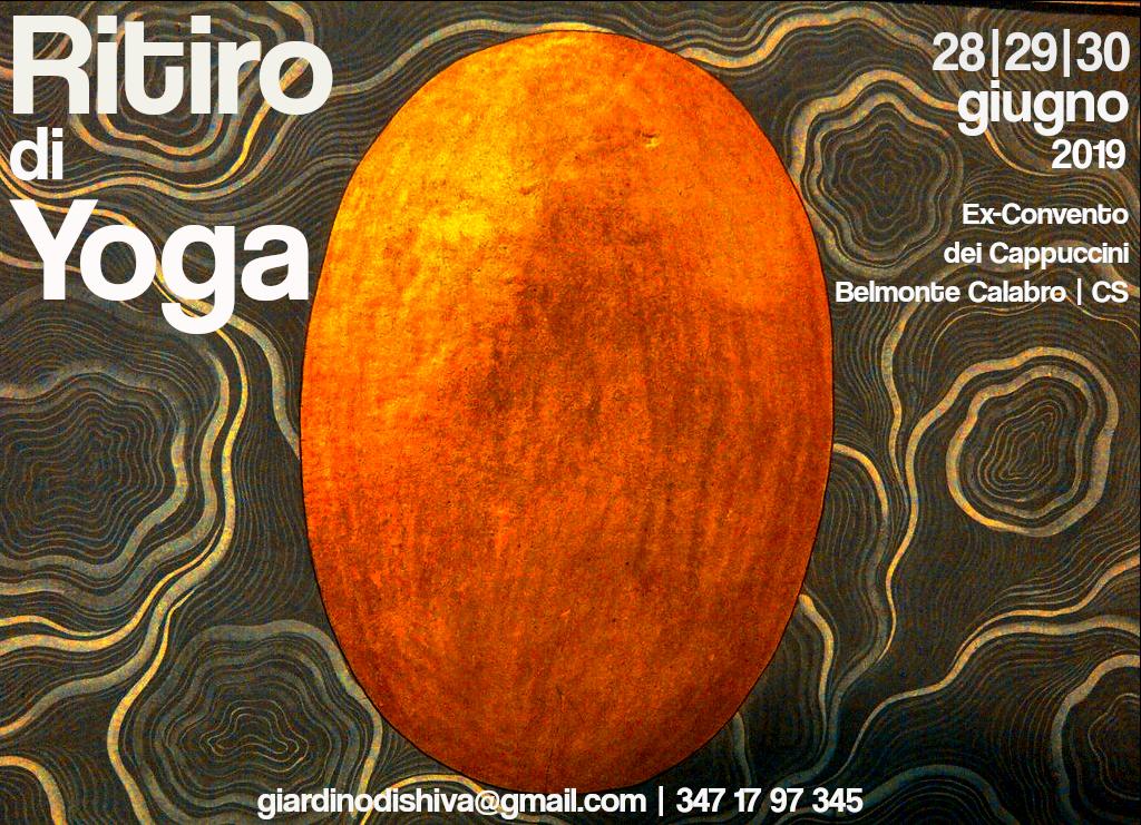 """Belmonte,  ritiro di yoga dal 28 al 30 giugno a cura de """"Il giardino di Shiva"""""""