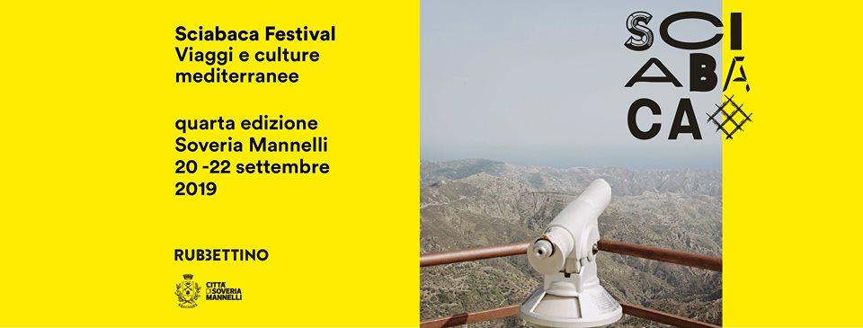 """Domani riparte """"Sciabaca Festival"""", tre giorni di incontri, libri e idee nell'area del Reventino"""
