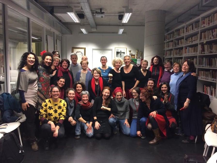 Milano, nasce sezione ANPI al femminile dedicata allapartigiana Audrey Hepburn