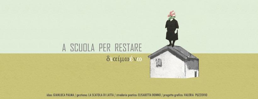 """""""A scuola per restare"""", dialoghi attorno allo spopolamento – In Calabria 11/14 agosto"""