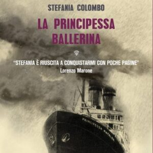 """""""La principessa ballerina"""" di Stefania Colombo"""