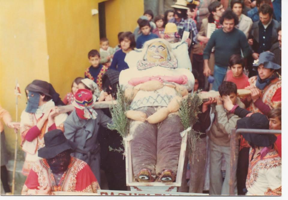 """VITO TETI: """"A Carnevale ogni festa vale una maschera"""""""