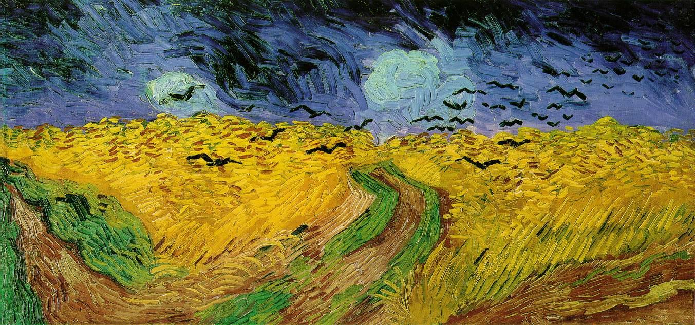 """Vincent Van Gogh: estratto dalla mia tesi """"Il sole nero"""""""