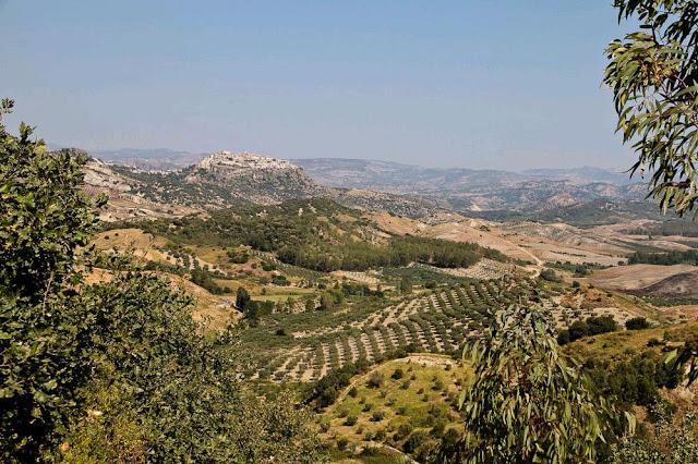 Canto della Calabria.