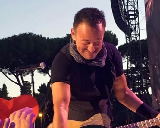Ho visto il futuro, e il suo nome è ancora Bruce Springsteen