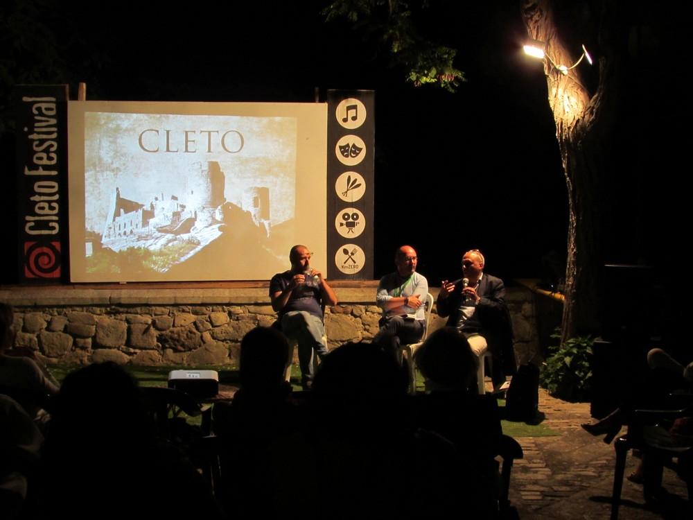 """Cleto Festival VI – """"Luoghi e non luoghi"""" con F.Bevilacqua e G.Donadio"""