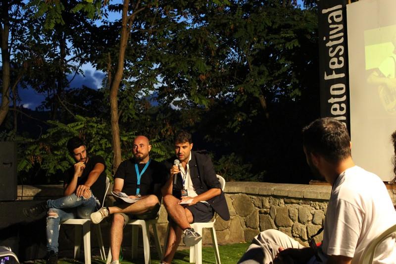 Cleto Festival VI – L'apertura.