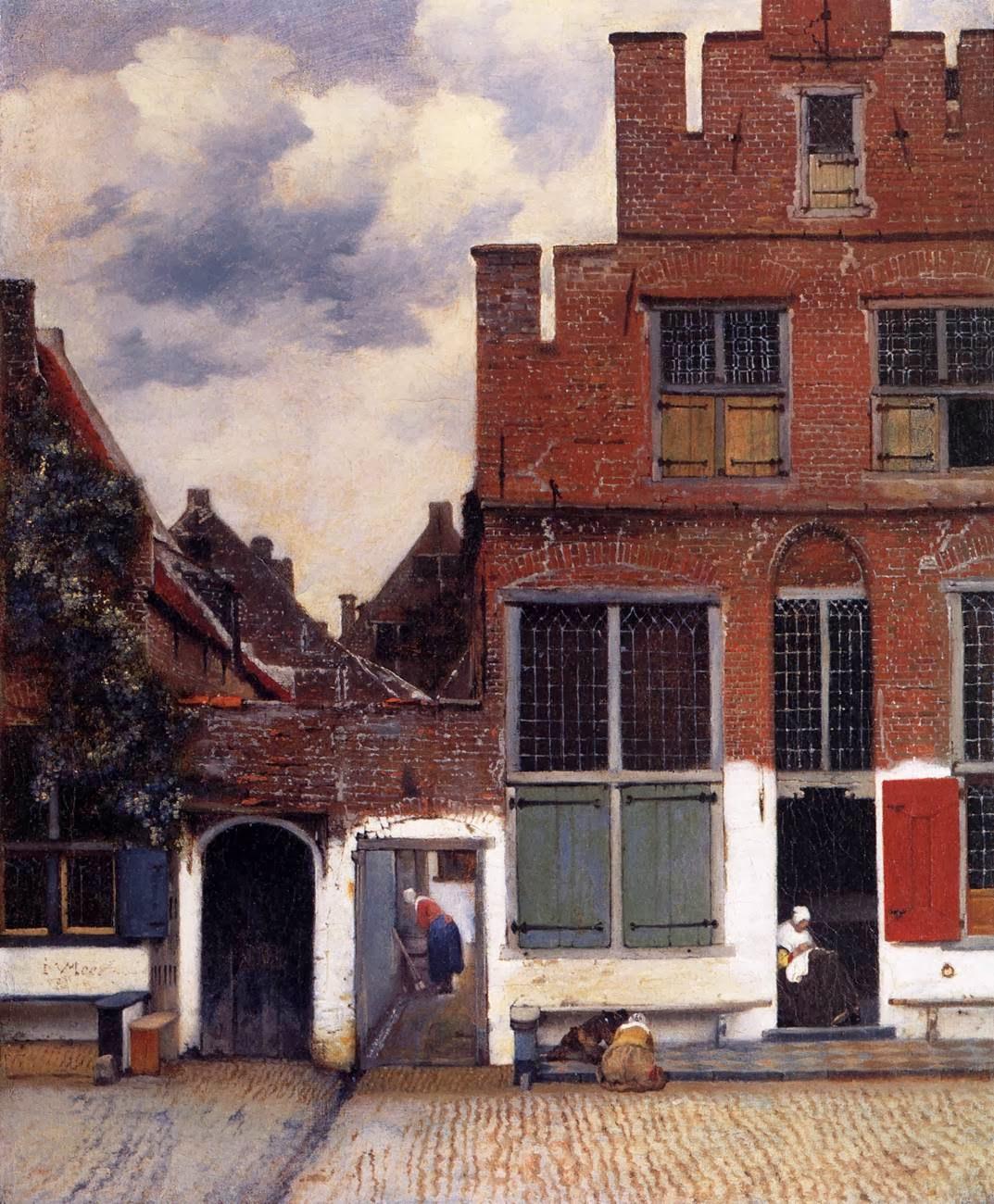 Il silenzio nell'arte di Johannes Vermeer