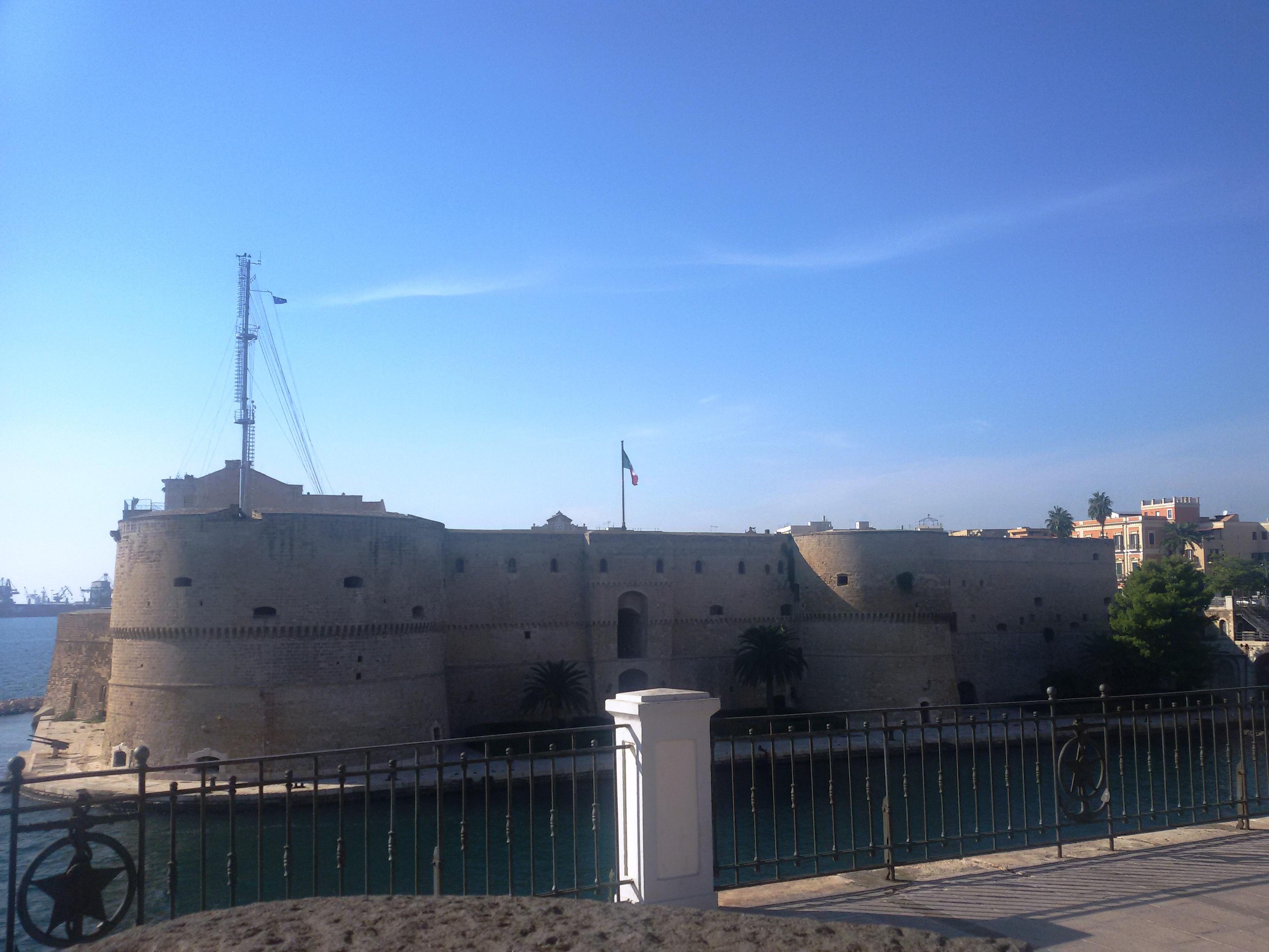 Taranto bella e amara. Diario di un viaggio. Giorno 3