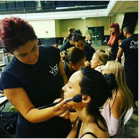 """Dopo la """"NY Fashion Week"""" Ilaria Matarazzo continua percorso con la """"To be Acadamy"""""""