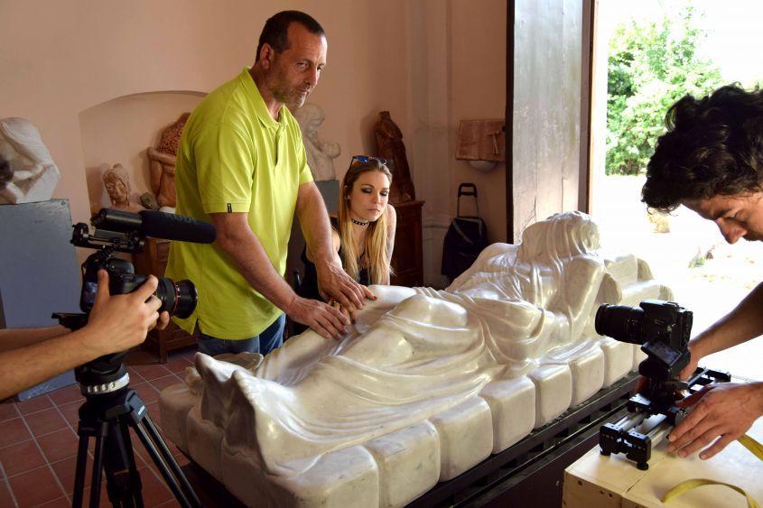 L'ABA di Catanzaro annuncia workshop con lo scultore Felice Tagliaferri dall'8 al 10 maggio
