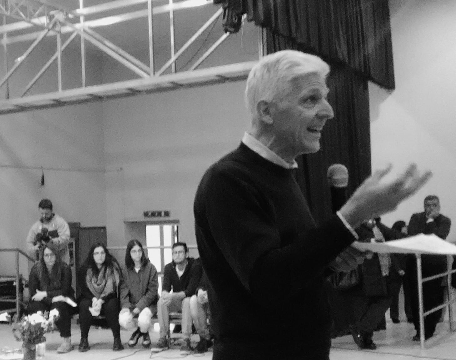Lamezia | Massimo Bray tra utopia e stupore all'istituto Einaudi