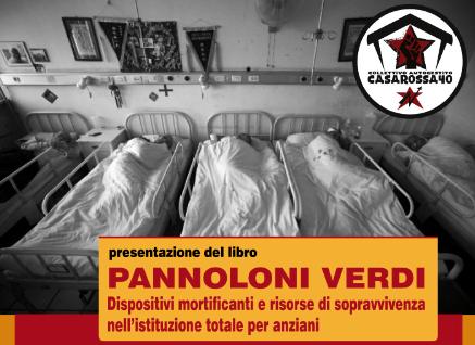 """""""Salute e diritto alle cure per gli anziani"""" l'incontro di Casarossa40 con Nicola Valentino venerdì 13 a Palazzo Panariti"""