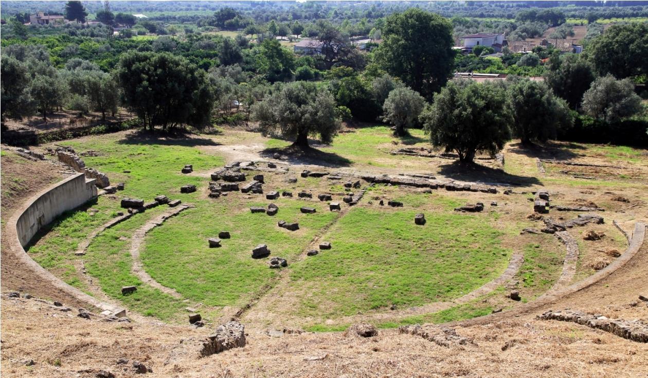 Tra mito e storia: il Festival del teatro classico di Locri Epizefiri