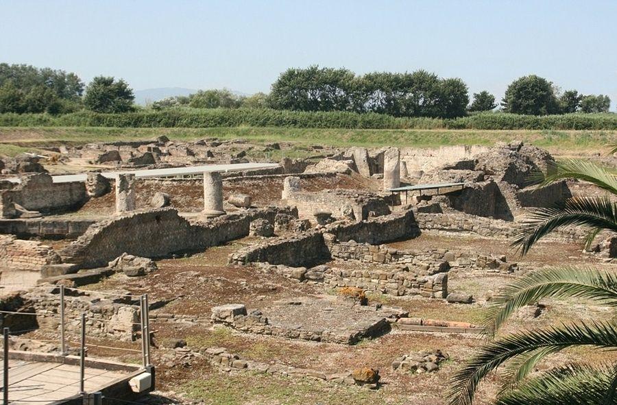Area archeologica di Casa Bianca: al via i lavori di miglioramento