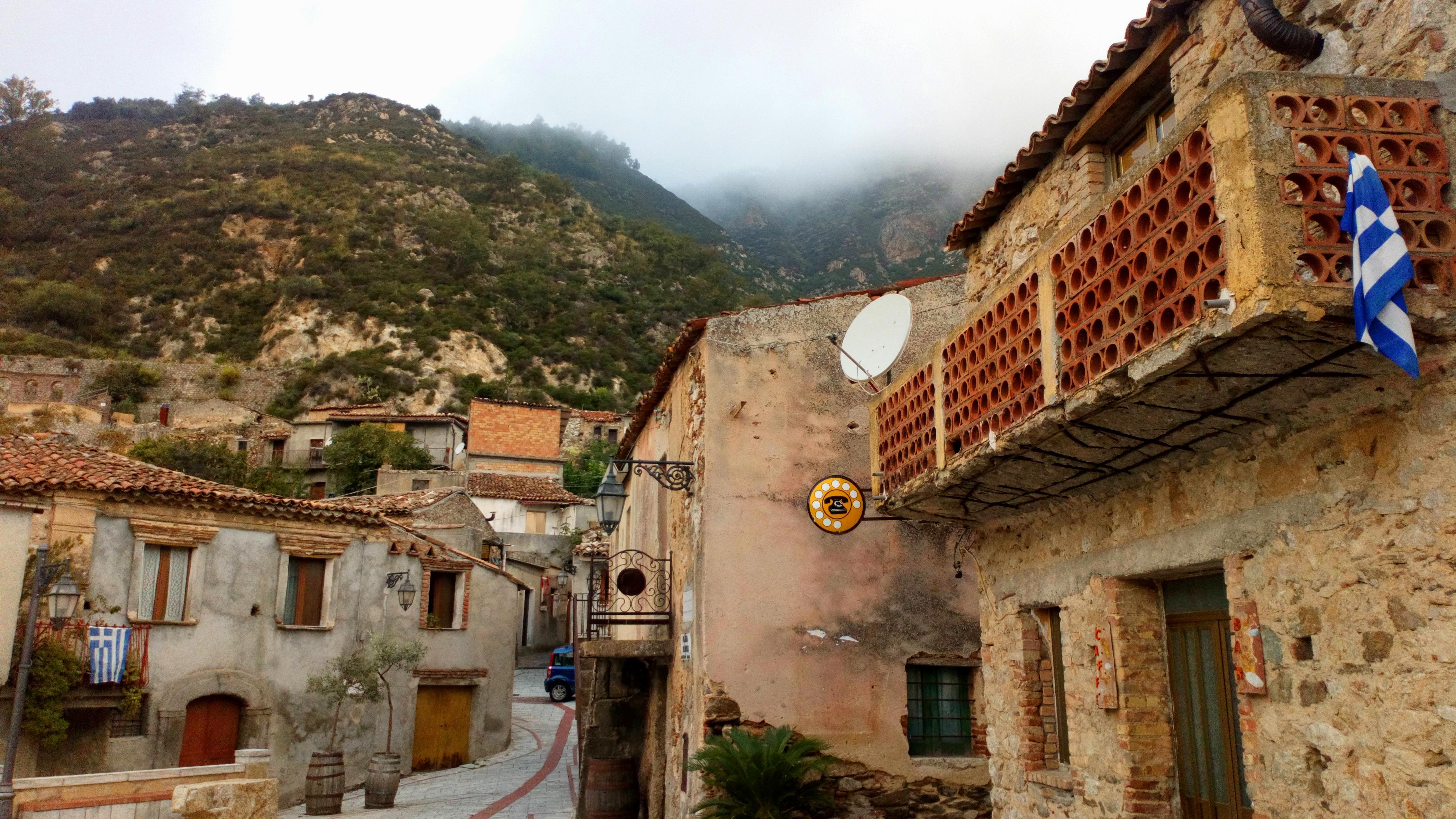 Viaggio nella Calabria greca