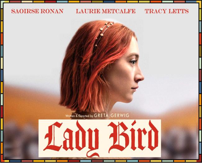 Lady Bird, opera generazionale e universale  – PROIEZIONE 15 marzo