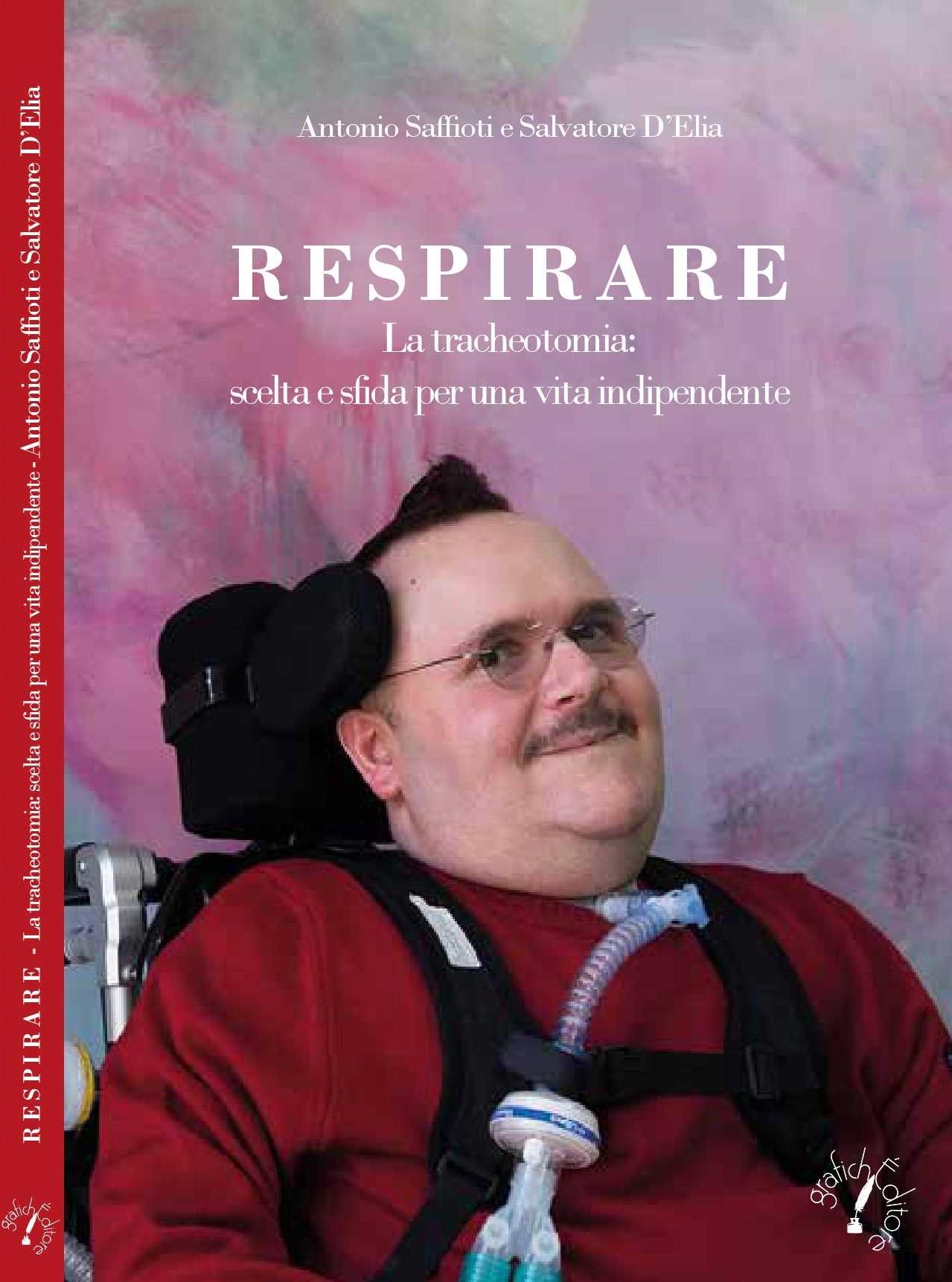 """""""Respirare"""" il nuovo racconto di vita di Antonio Saffioti, la presentazione ufficiale venerdì 3 maggio"""