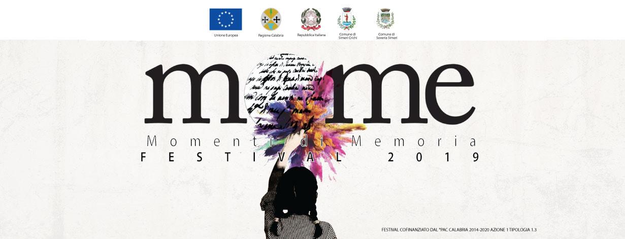"Al via ""MoMe Festival"" a Simeri Crichi"