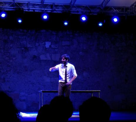 """Recensione, """"Condannato a Morte"""" di Davide Sacco e l'empatia tra spettatore-attore-autore"""