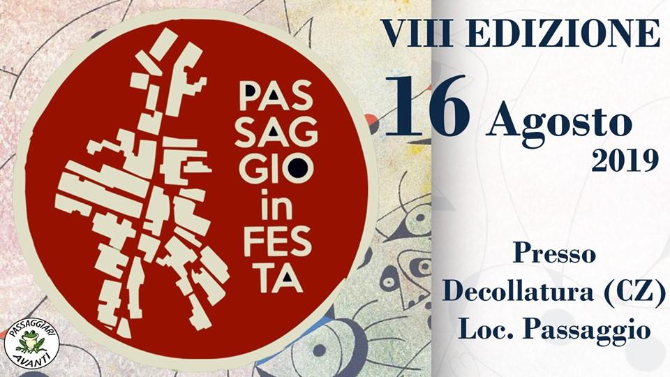 """Decollatura, in via D'Annunzio fervono i preparativi per """"Passaggio in festa"""" edizione 8"""