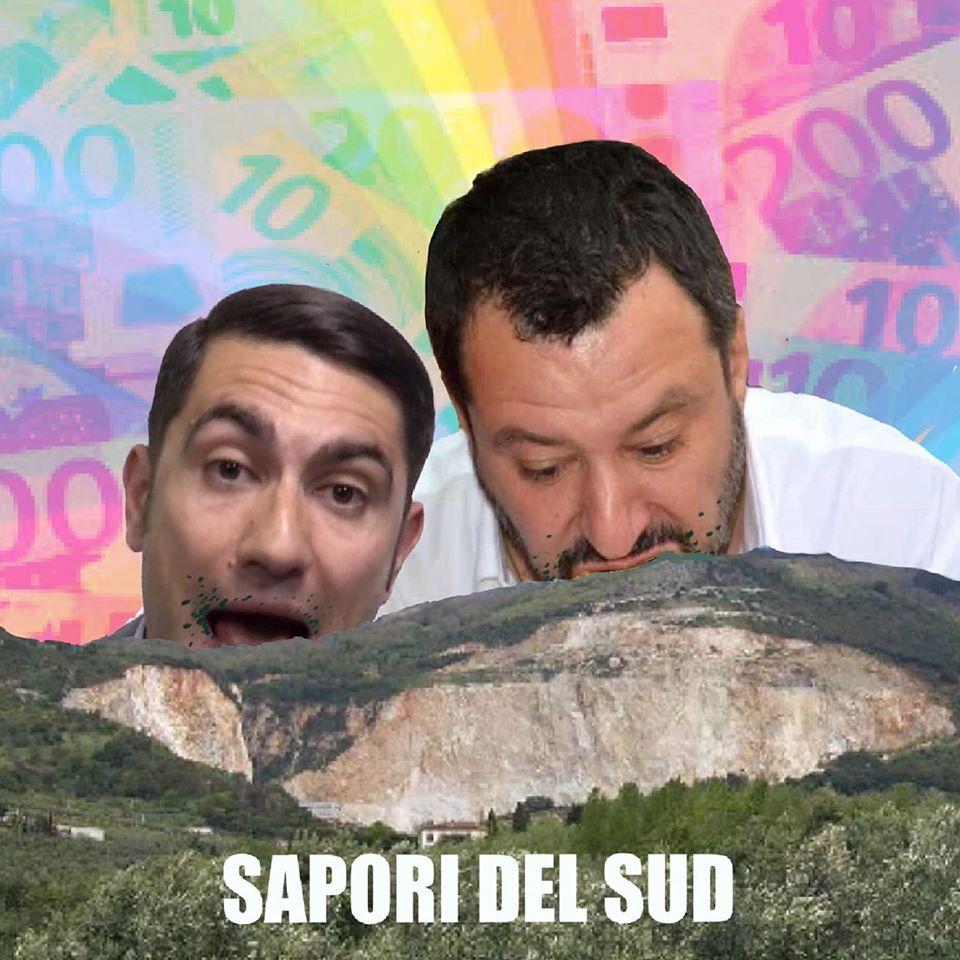 Mai con Salvini! #lamezianonsilega