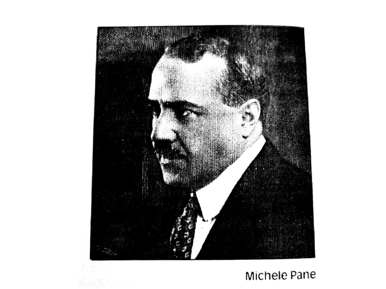"""Due meravigliosi """"ex inediti"""" di Michele Pane"""
