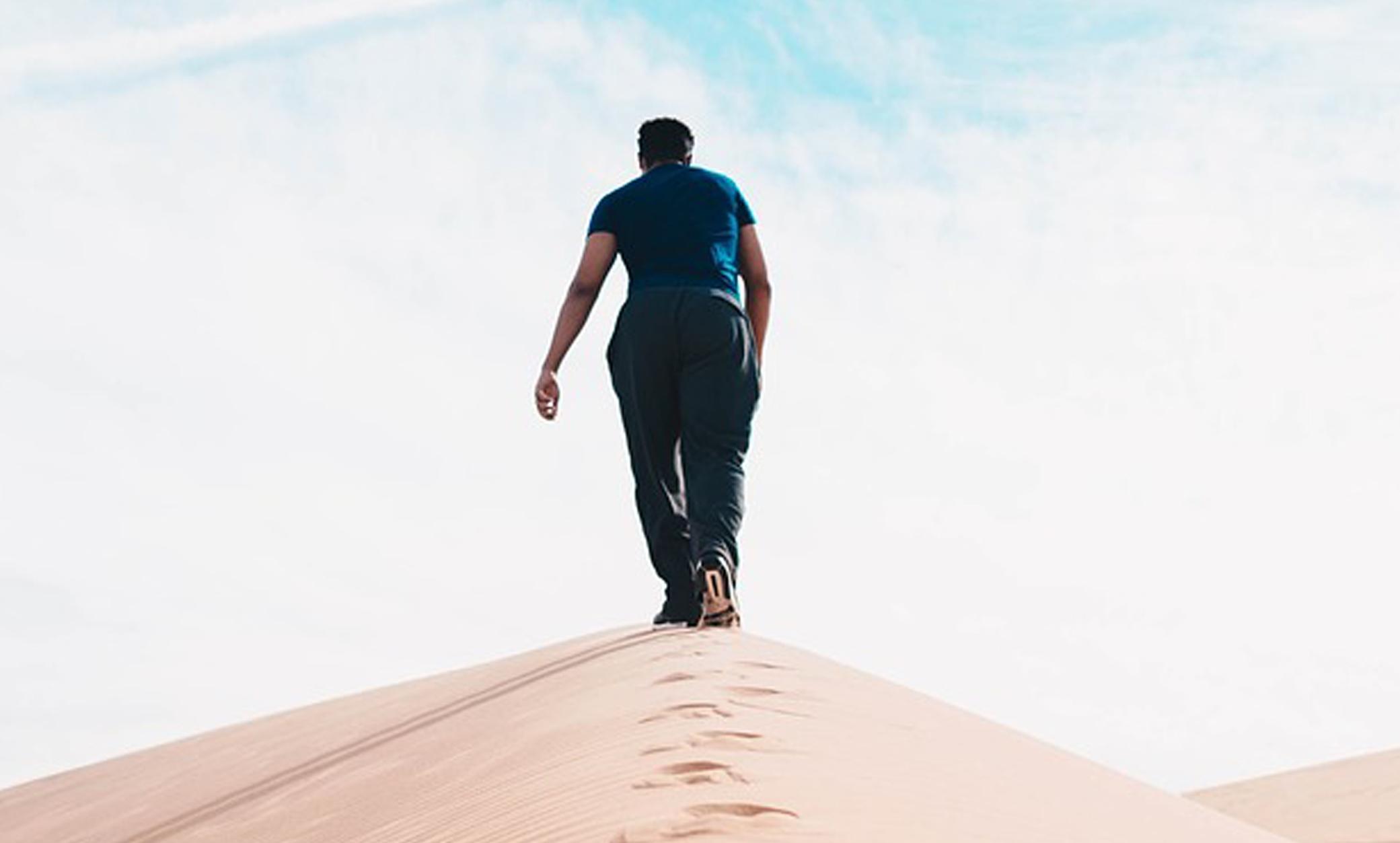 """Mercoledì 3 marzo presentazione del libro """"Parole nel deserto della migrazione"""" di Ayman Al-Bawab"""